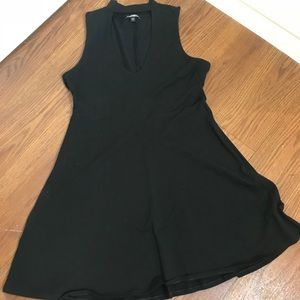Casual black dress!